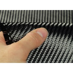 200g/m2 Carbon Fabric 3K Twill (1m2)