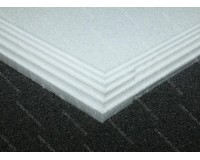 12mm EPP Foam 600 x 900mm (White 20kg/m3)