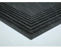 8mm EPP Foam 600 x 900mm (Black 20kg/m3)