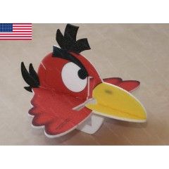 Angry Bird Toucan 580mm Red + Controller (US Warehouse)