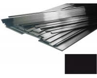 "Carbon Strip 0.8mm x 3mm x 1000mm Pultrusion (.031""x.118 "" x 39"")"