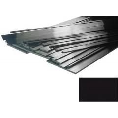 "Carbon Strip 1mm x 6mm x 1000mm Pultrusion (.039""x.236 "" x 39"")"