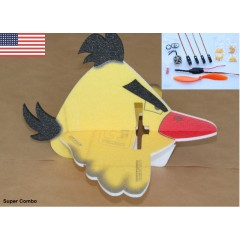 Angry Bird Egg 580mm Yellow SUPER COMBO KIT (US Warehouse)