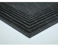 3mm EPP Foam 600 x 900mm (Black 30kg/m3)