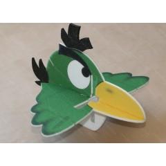 Angry Bird Toucan 580mm (green) + controller