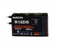 Receiver Radiolink R12DS 12ch 2.4GHz SBUS
