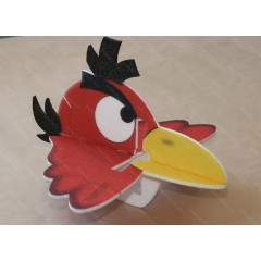 Angry Bird Toucan 580mm (red) + controller