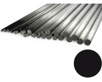 "Carbon Rod 12mm x 1000mm Pultrusion (.472"" x 39"")"