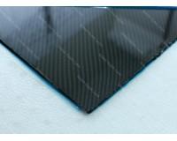 2mm  Carbon Sheet 500x500mm 3K Twill