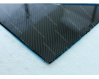 4mm  Carbon Sheet 500x500mm 3K Twill