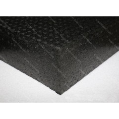 30kg/m3 EPP Foam - Block 900x600x150mm (Black)
